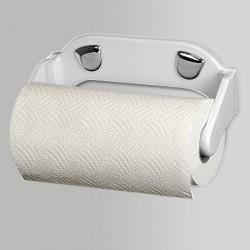 Uchwyt na ręczniki papierowe MODERN, biały