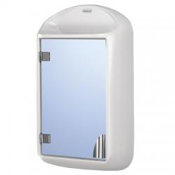 Szafka łazienkowa AURA wisząca z lustrem