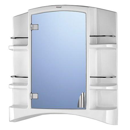 Szafka łazienkowa SELENA II wisząca z lustrem