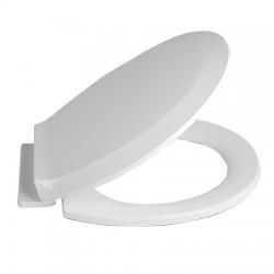 Deska sedesowa wolnoopadająca TURTTLE - biała