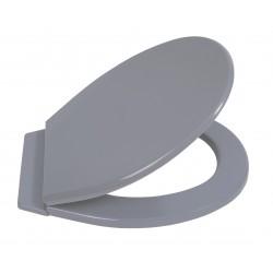 Uniwersalna deska sedesowa BASIC - szara